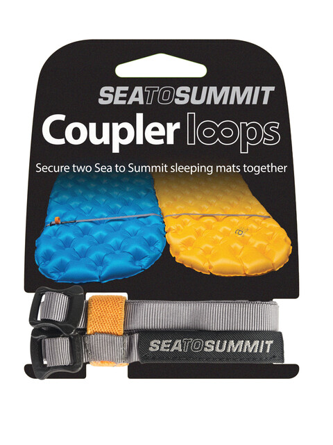 Sea to Summit Mat Coupler Kit - gris